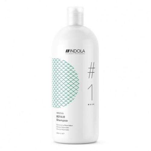 "INDOLA Восстанавливающий шампунь для волос ""REPAIR #1 wash INNOVA"" (Shampoo)1500 ml"