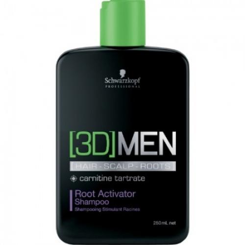 Шампунь активатор роста волос ROOT ACTIVATOR SHAMPOO250 ml