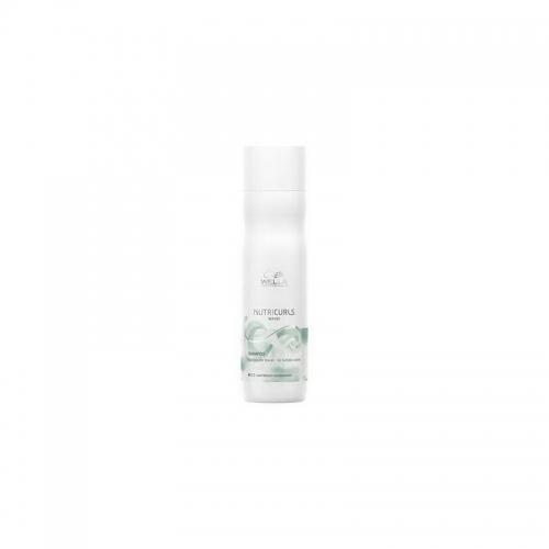 Wella Nutricurls - бессульфатный шампунь для вьющихся волос 250 мл