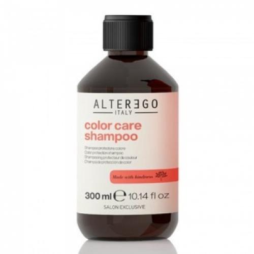 Alter Ego Шампунь для защиты цвета окрашенных и осветленных волос Length Treatments Color Care Shampoo 300 мл