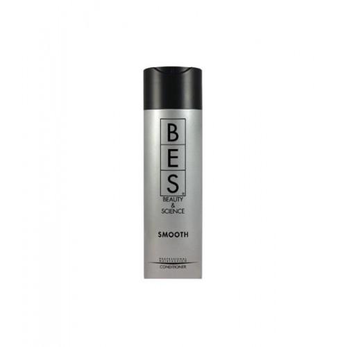 Шампунь для разглаживания и облегчения расчесывания прямых волос HAIR FASHION SMOOTH BES Beauty&Science 300 мл