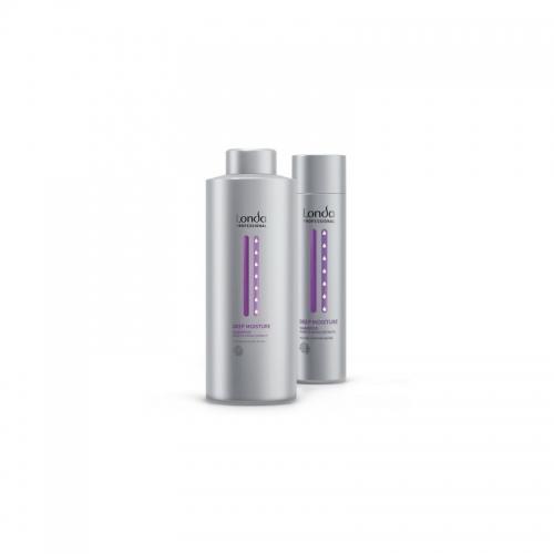 Шампунь увлажняющий для сухих волос Londa Professional Deep Moisture 250 мл
