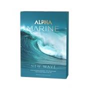 Набор New Wave ALPHA MARINE (шампунь 250 + гель для душа + антиперспирант дез-т)